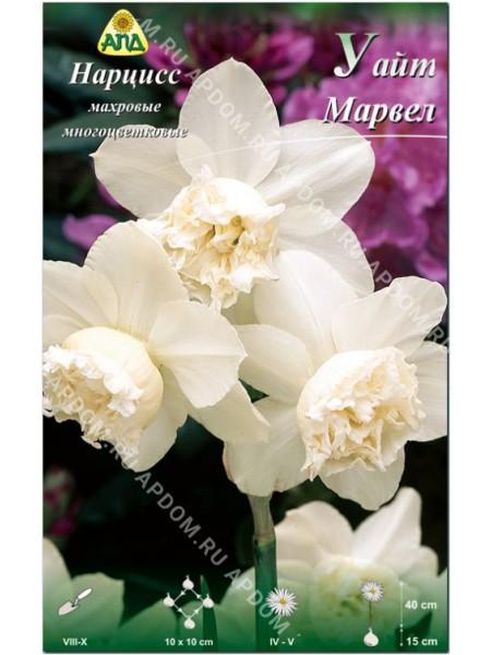 Нарцисс Уайт Марвел