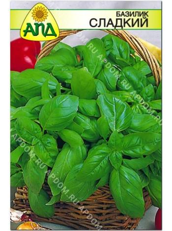 Базилик сладкий (Ocimum basilicum L.)