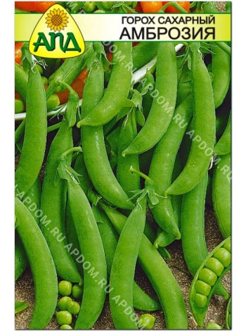 Горох сахарный Амброзия (Pisum sativum L.)