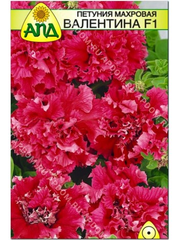 Петуния махровая Валентина F1 (Petunia grandiflora )
