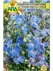 Дельфиниум крупноцветковый Баттерфляй Небесно-голубой (Delphinium grandiflorum)