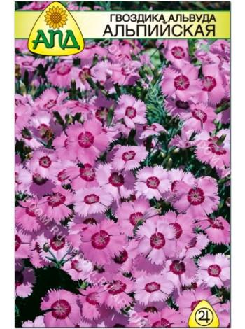 Гвоздика Альвуда альпийская (Dianthus allwoodii Alpinus)